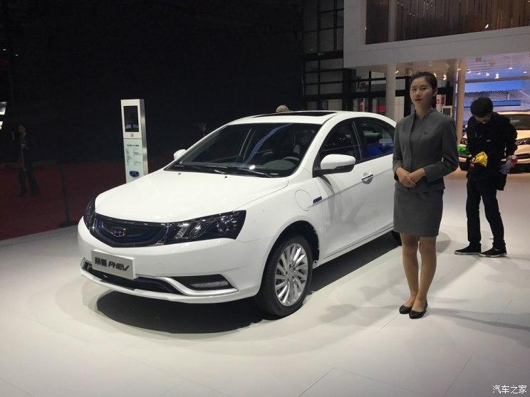 吉利汽车 帝豪新能源 2017款 三厢 1.5L PHEV 进取型